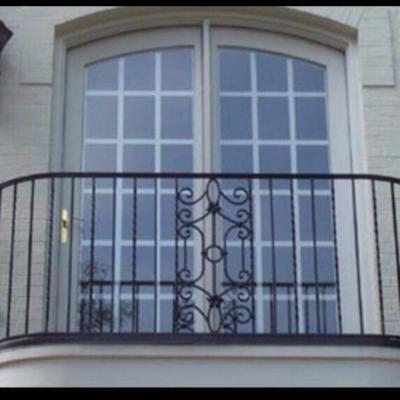 Кованые балконы Б30
