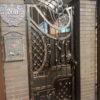 Кованые ворота V-50
