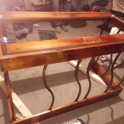 Кованая мебель М1