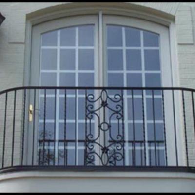 Кованые балконы Б11