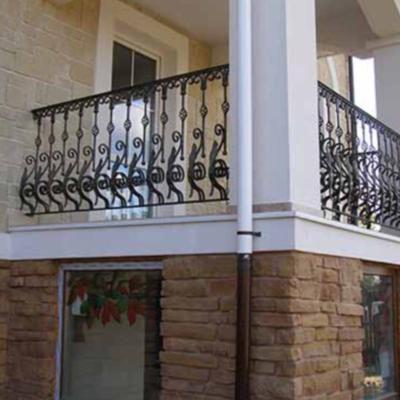 Кованые балконы Б14