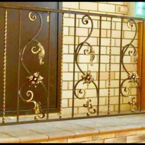 Кованые балконы Б20