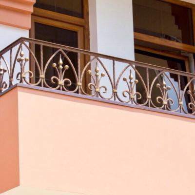 Кованые балконы Б27