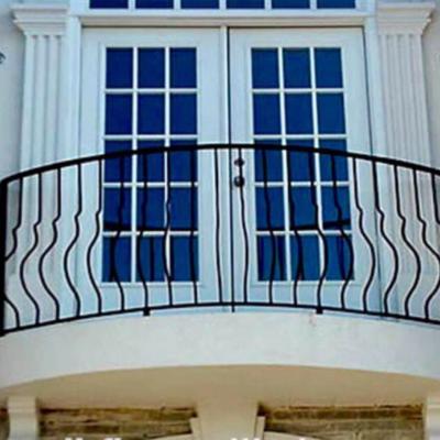 Кованые балконы Б39