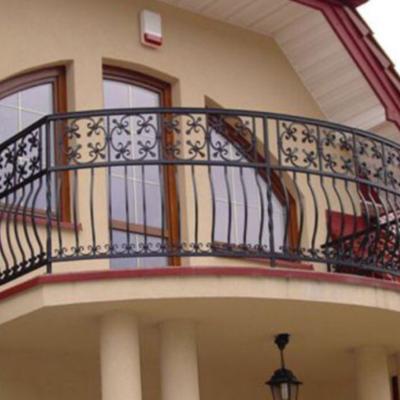 Кованые балконы Б40