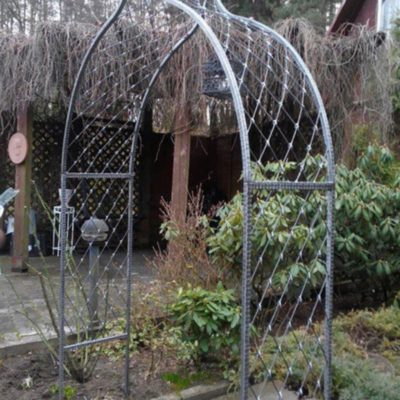 Садовая арка А3
