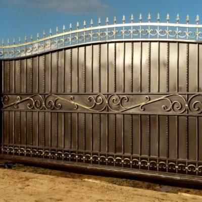 Автоматические ворота Ав11