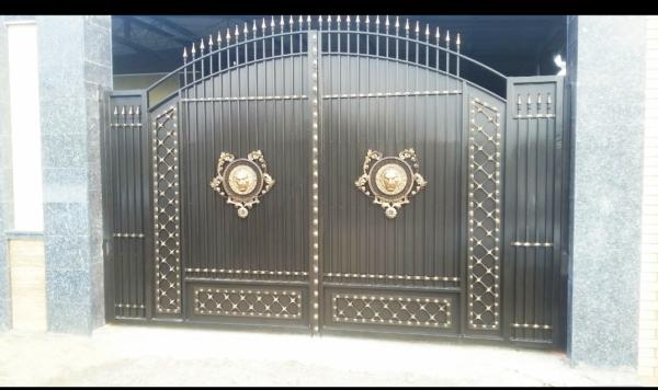 Автоматические ворота Ав21