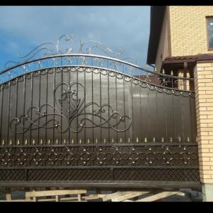 Автоматические ворота Ав19