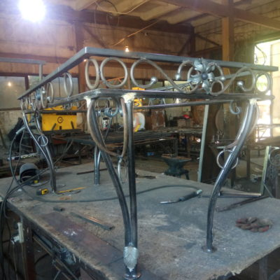 Кованая мебель М-50
