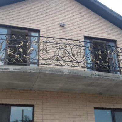 Кованые балконы Б-70