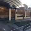 Кованые ворота v-150