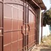 Кованые ворота V183